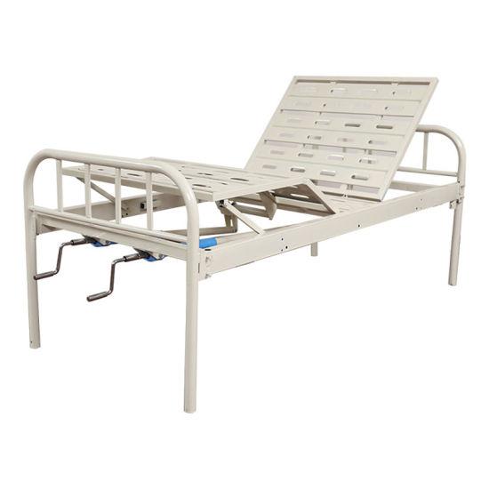 Multi-Functional Manual Medical Home Nursing Bed