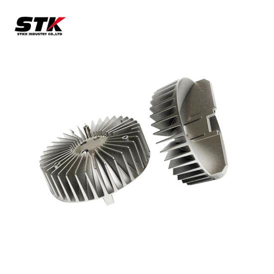 OEM Manufacturer Light Accessories Aluminum Die Casting (STK-ADC-162)