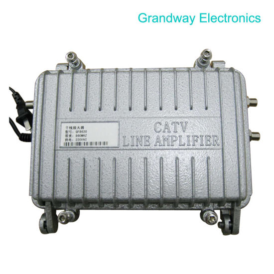 CATV Trunk Amplifier (Gw-G200)-750m-220v