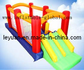 Best Quality Inflatable Mini Bouncer with Slide for Sale Price pictures & photos