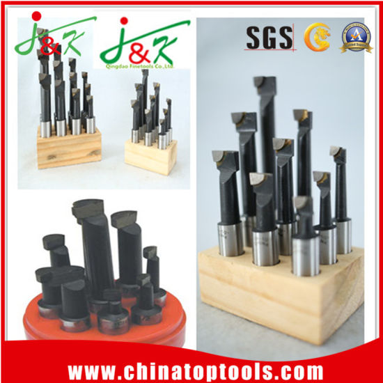 2019 Selling Good Quality Plastic Stand Carbide Tipped Boring Bars