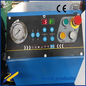 Ce High Quality Certificates Hydraulic Hose Crimping Machine pictures & photos
