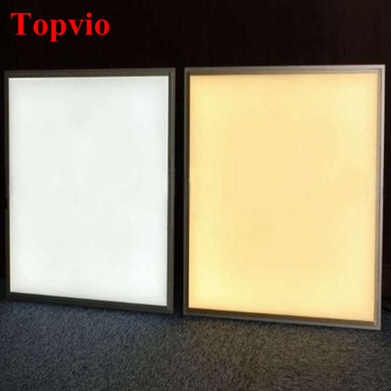 600X600mm 120lm/W Flat LED Light Ceiling Panel pictures & photos