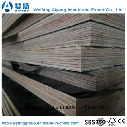 Hot Sale Bintangor/Okoume Plywood for Furniture pictures & photos