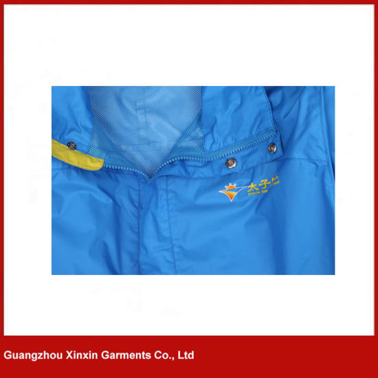 Wholesale Custom Cycling Jacket for Men Wear Windproof Sports (J169) pictures & photos