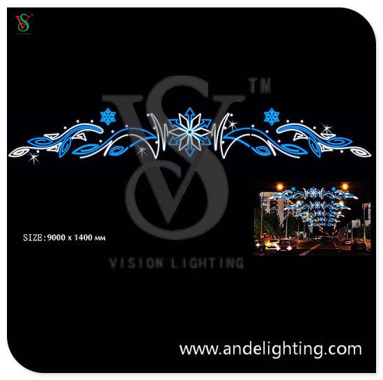 LED Rope Light Motif Light for Christmas