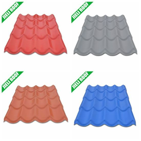 China Building Construction Materials List For Barrel Roofing Tile China Resin Roof Tile Plastic Roof Tile