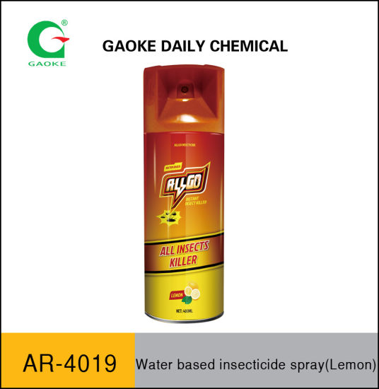Water Based Insecticide Spray pictures & photos