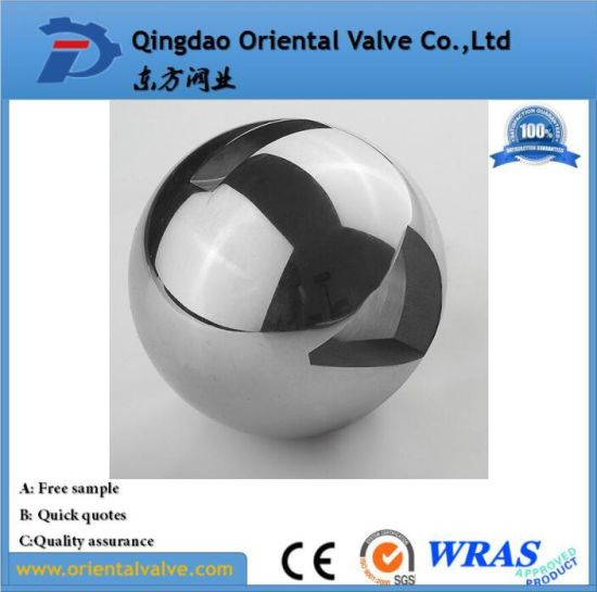 Floating Ball Sphere with High Quantity High Pressure pictures & photos