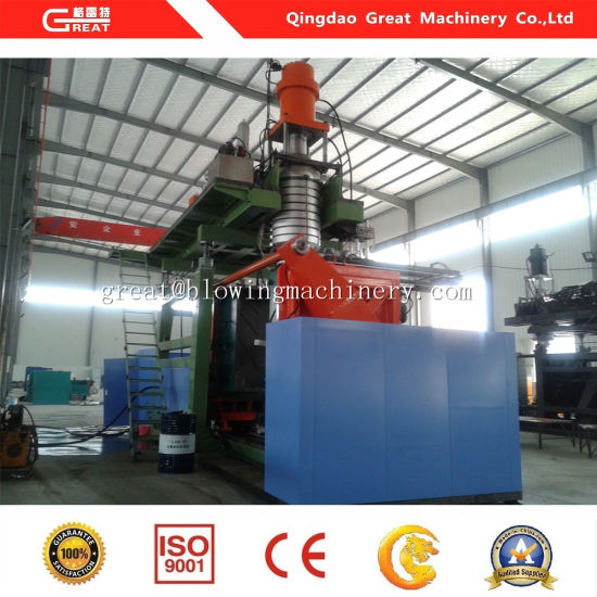 5000L-5 Layers Large Plastic Blow Molding Machine/Blowing Moulding Machiery pictures & photos