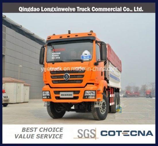 Shacman D'long F3000 6X4 375HP 35ton Dump Truck