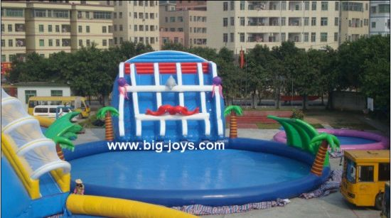 Inflatable Water Pool for Water Ball (BJ-P03)