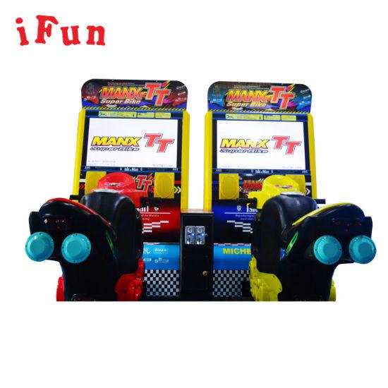 Coin Motorcycle Simulator Race Best Selling Arcade Motor Racing Game
