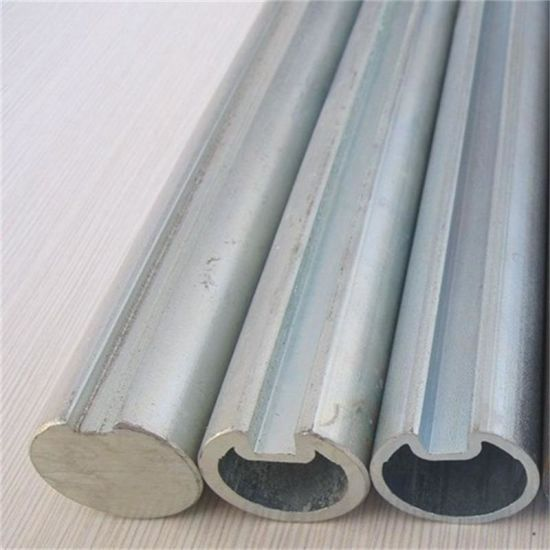Ce Certificate Tubular Shaft for Commercial Garage Door pictures & photos