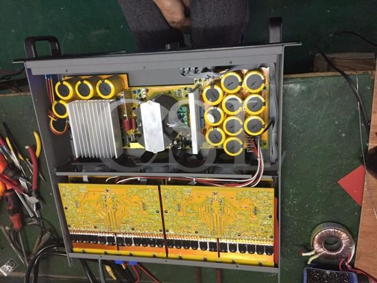Lab Professional Audio Digital High Power Amplifier pictures & photos
