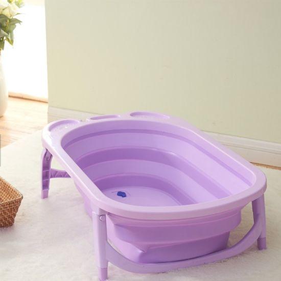 China Folding Bathtubs Factory Direct Large Plastic Bath Tub for ...