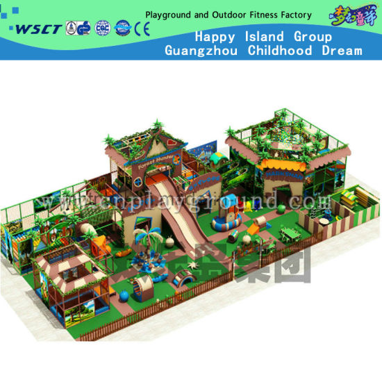 Indoor Playground with Amusement Park Kids Toy (H14-0721)