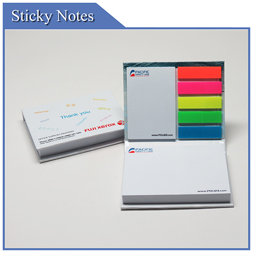 Promotional Gadget Sticky Notes with Printing Logo (NB-03) pictures & photos