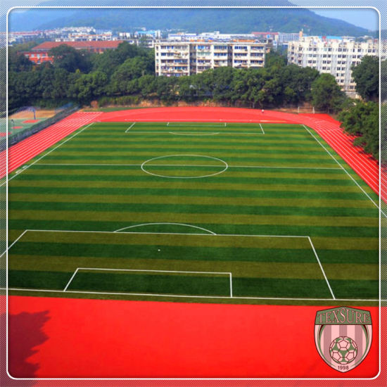 50mm High Dtex UV Protection Football Field Artificial Grass pictures & photos