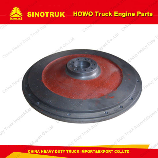 Sinotruk Engine Parts Cnhtc Engine Flywheel (NO. 161500020041) pictures & photos