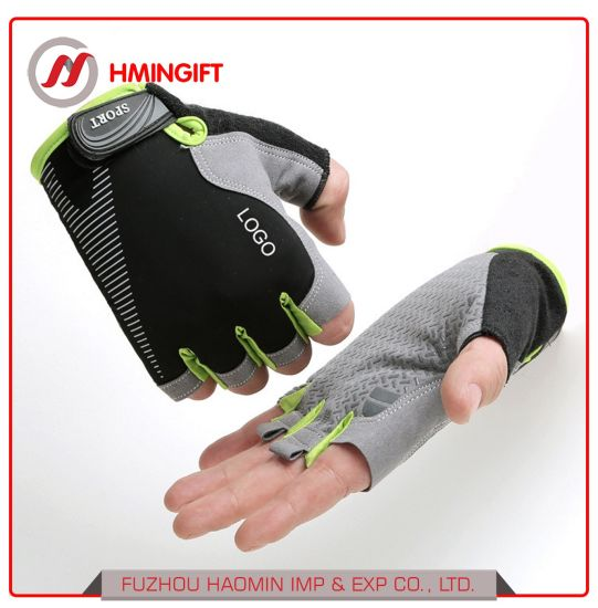 Summer New Fitness Gloves Outdoor Sports Riding Motorcycle Hand Skid Couple Half Finger Gloves