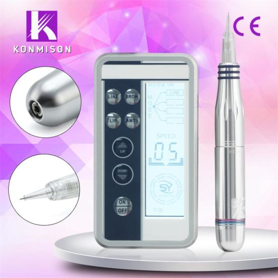 Korea Digital Permanent Makeup Tattoo Machine pictures & photos
