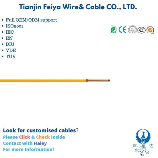 DIN72551 PVC Low Voltage Automotive Cable 0.5mm2 Flry-a