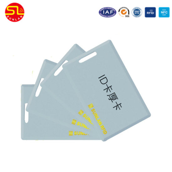 Factory Price Smart 125kHz Rewritable RFID Card pictures & photos