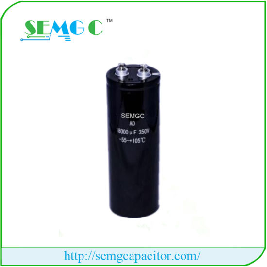Factory Direct Sale 350V 18000UF High Voltage Capacitor Motor Capacitor