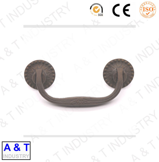 OEM with ISO9001 Certificate Metal Alloy Office Furniture Component