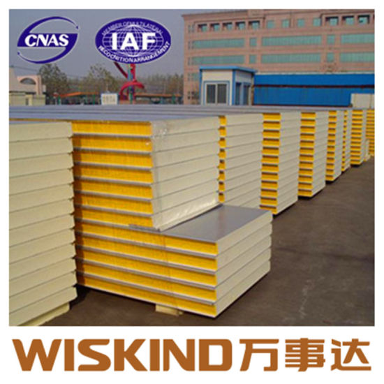 PU Sandwich Panel for Cold Storage Energy-Saving Insulation Sandwich Panel pictures & photos