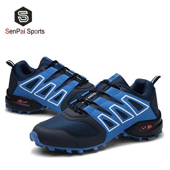 Wholesale Big Size Men Fashion Footwear Jogging Shoe Sports Sneakers