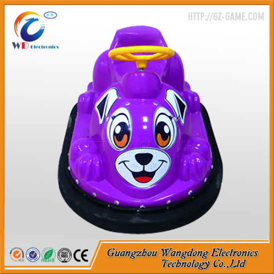 (WD-D025) Amusement Park Mini Electric Bumper Car for Kids Center pictures & photos