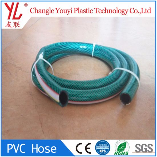 "1/2"", 12mm PVC Garden Hose pictures & photos"