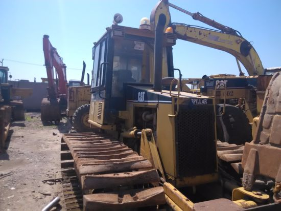 China Used Caterpillar D5c LGP Crawler Bulldozer Cat D5c Tractor