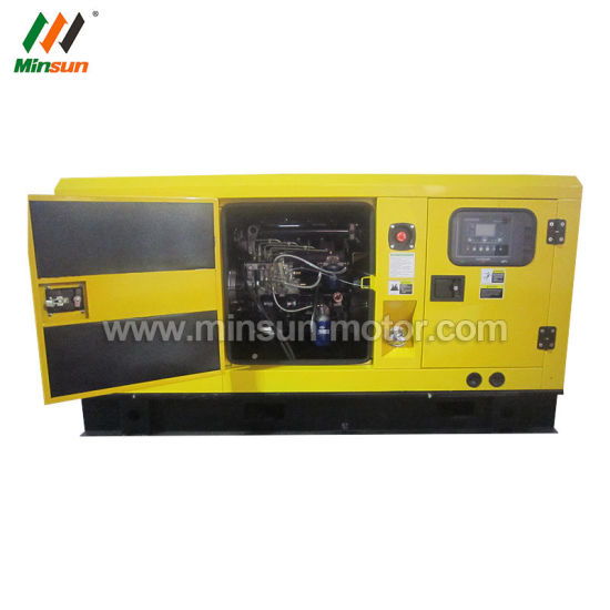 25kw Silent Standby Power Yangdong Engine Diesel Generator Price