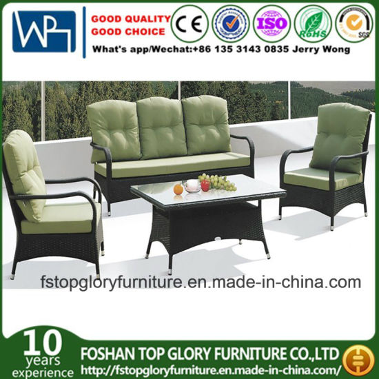 China Wicker Outdoor Furniture Rattan Corner Sofa Furniture /Ratan ...