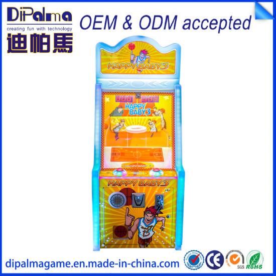 Magic Adventure Ball Shooting Indoor Coin Operated Arcade Video Vending Simulator Shooting Game Machine