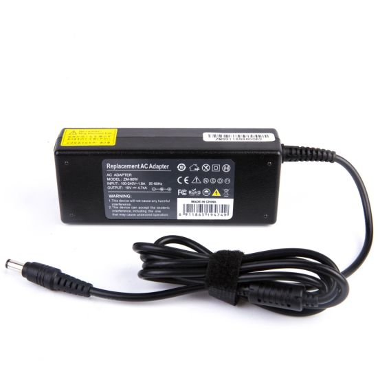 90W 19V 4.74A Battery Charger for Toshiba
