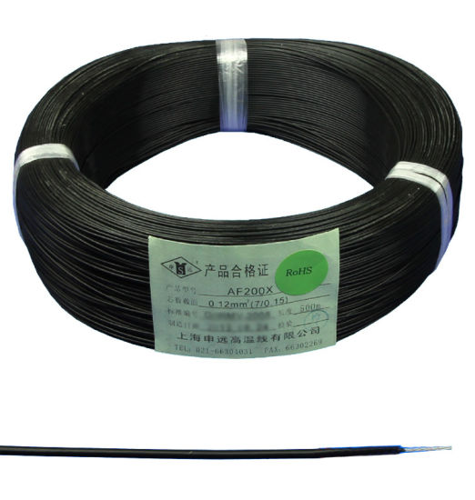 China Af200 Temperature Resistance Tinned Copper FEP Teflon Wire ...