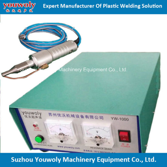 China Ultrasonic Portable Welding Machine for Plastic Auto