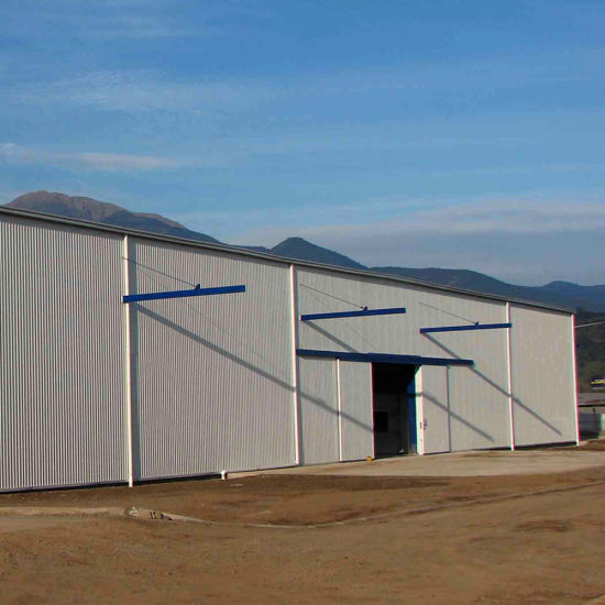 Professional Design Steel Structure Workshop and Steel Structure Warehouse pictures & photos