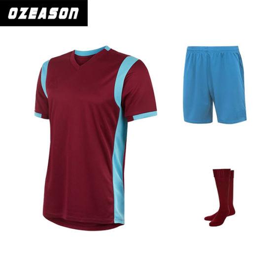 Ozeason Sportswear Wholesale Fashion Custom Soccer Uniform/ Soccer Jersey