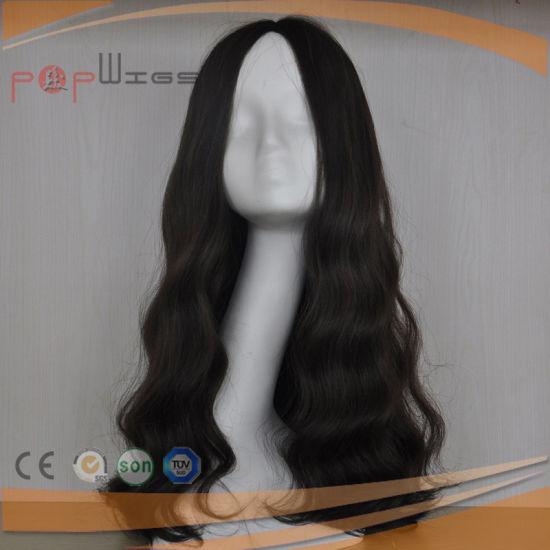 Human Hair Loose Wave Full Lace Wig (PPG-l-0950) pictures & photos