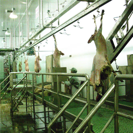 Goat Slaughter Machine Machine for Sale/Halal or Not Halal
