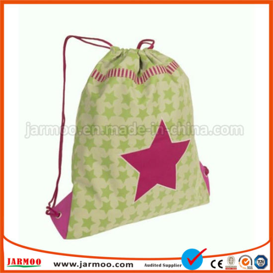 Custom Cheap Promotion Drawstring Bag pictures & photos