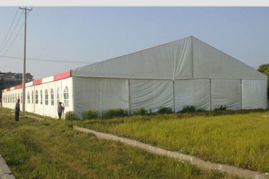 Large Outdoor Storage Tent Warehouse Tent For Exhibition