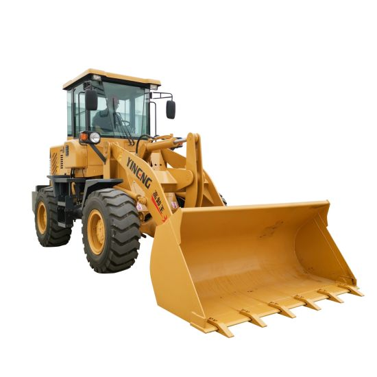 Wheel Loader Explosion-Proof Armoured 2ton Small Loader CE Approved