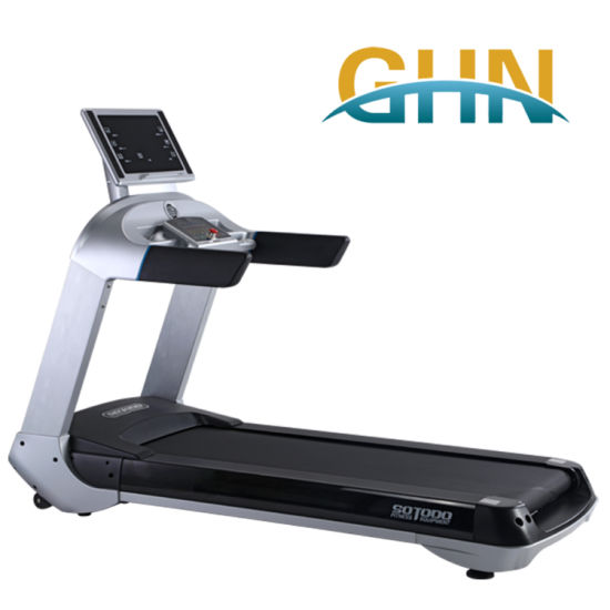 Hot Selling Electric Commercial Treadmill with TV