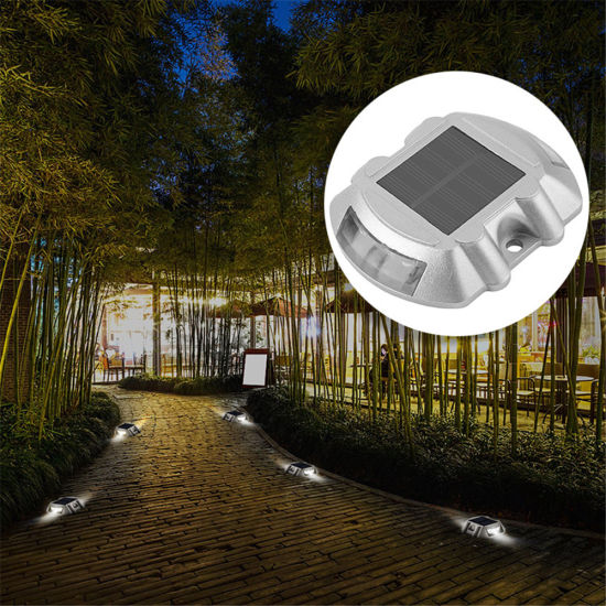 2020 New 6 LED Solar Driveway Lights